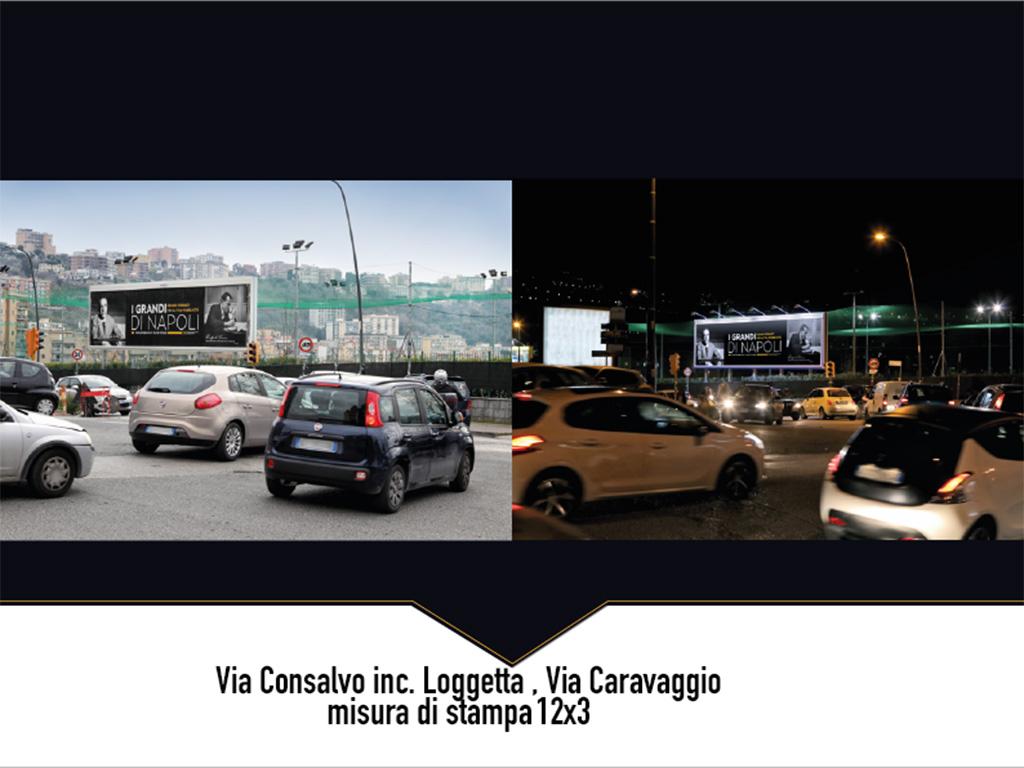 Napoli via Cosalvo