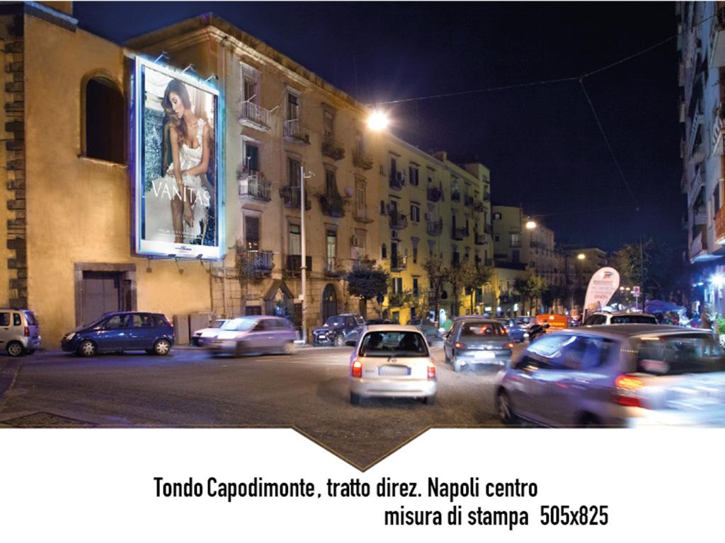Tondo Capodimonte Napoli