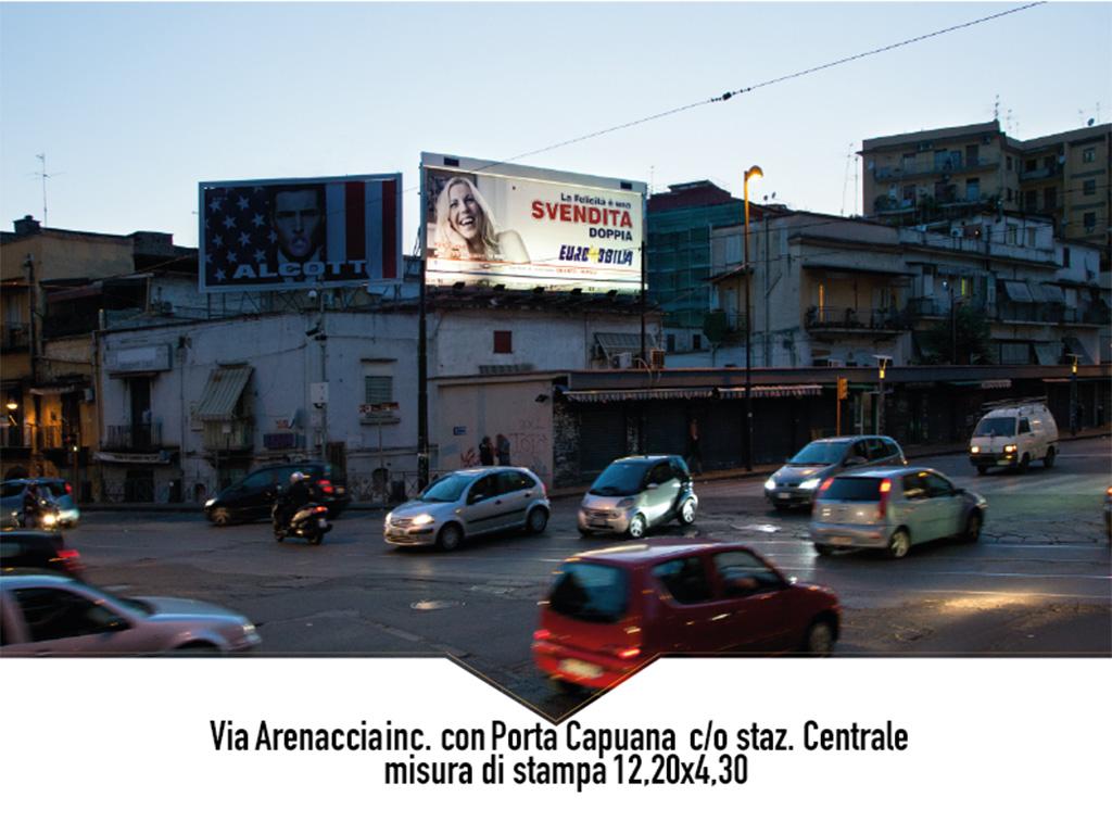 via Arenaccia Napoli